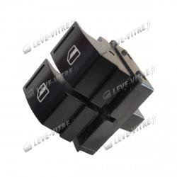 Bouton commande interrupteur leve vitre Seat Ibiza 5
